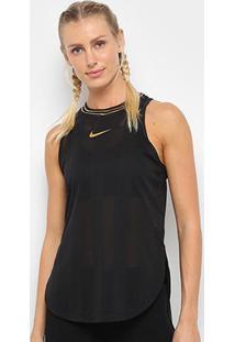 Regata Nike Fiesta Glam Feminina - Feminino