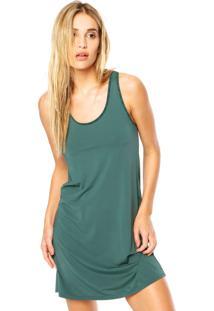 Camisola Calvin Klein Underwear Nadador Micro Verde