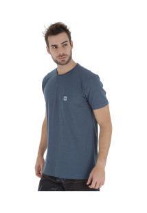 Camiseta Hang Loose Classic - Masculina - Azul