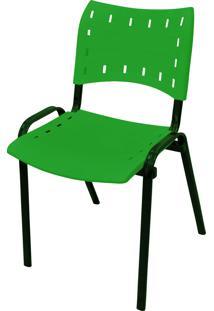 Cadeira Isomix Preto/Verde Açomix