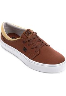 Tênis Dc Shoes Trase Tx Masculino - Masculino-Marrom