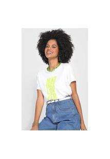 Camiseta Cantão Nature Lover Off-White