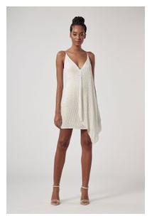 Vestido Scarf Shell Off White