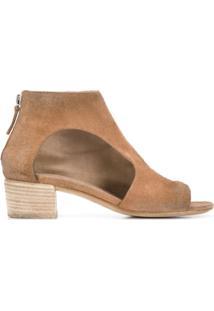 Marsèll Ankle Boot Sandalo - Marrom