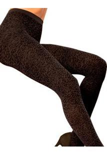 Meia-Calça Oncinha Trend Loba Lupo (05756-001) Fio 70