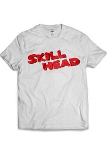 Camiseta Skill Head Sin City - Masculino