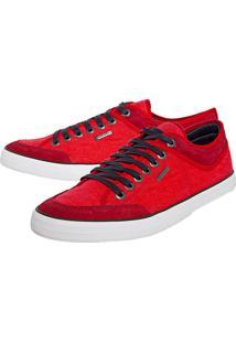 Tênis Coca-Cola Shoes Maker Vermelho