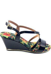 df4924db5 Anabela Alternativo Estampada feminina | Shoelover