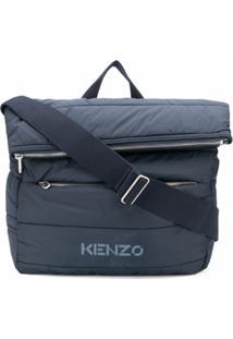 Kenzo Bolsa Matelassê - Azul