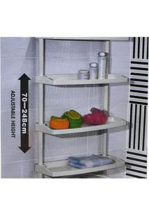 Prateleira 4 Andares Para Banheiro Sq-1859 Basic Kitchen