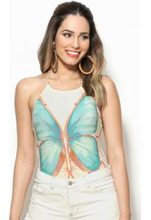 Body Corda Caribe Off White