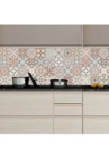 Adesivo Azulejos Cozinha Clara (15X15Cm)