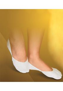 Under Cotton Clew - Sapatilha Invisível Underforms