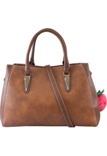 Bolsa Ella Store Ca243 Caramelo