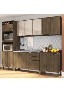 Cozinha Modulada Áustria A2889 - Casamia Elare