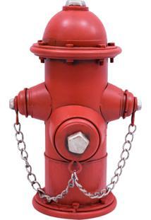Enfeite Retrô Minas De Presentes Hidrante Vermelho