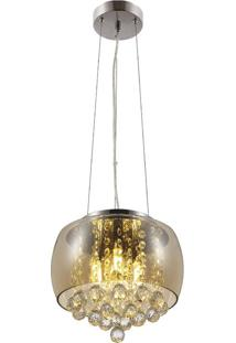 Luminária Cristal Flex Magnum 35 5Xg9 Âmbar - 88101100 - Blumenau - Blumenau