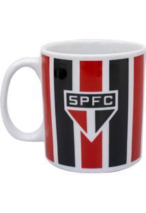 Caneca Minas De Presentes Porcelana São Paulo Fc - Kanui