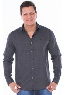 Camisa Hiatto Flanela Básica - Masculino