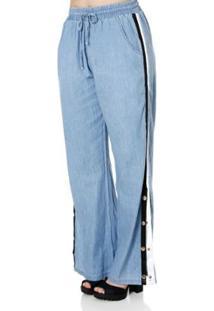 d35ebf2cf R$ 89,90. Zattini Calça Eagle Rock Tracker Feminina - Feminino-Azul+Preto