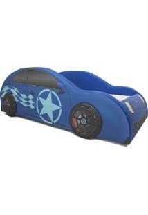 Cama Cama Carro Nb Boys Azul