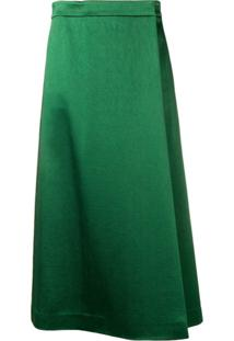 Theory Skirt Trousers - Verde