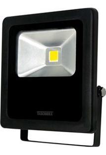 Refletor Tr Led 30 Taschibra 3000K Preto - 30W