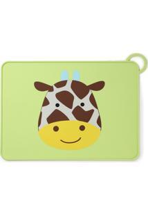 Jogo Americano Skip Hop Girafa Verde