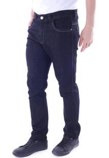 Calça 2157 Jeans Azul Traymon Modelagem Skinny