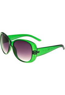 Óculos Ray Flector Buckingham - Masculino-Verde