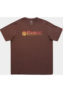 Camiseta Element Glimpse Horizontal - Masculina - Masculino
