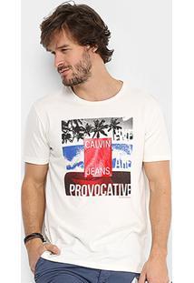 Camiseta Calvin Klein Provocative Masculina - Masculino