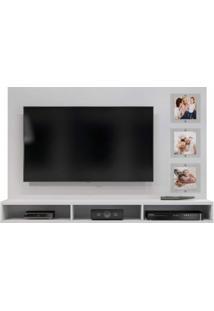 Painel Para Tv Até 55 Polegadas Mavaular Branco