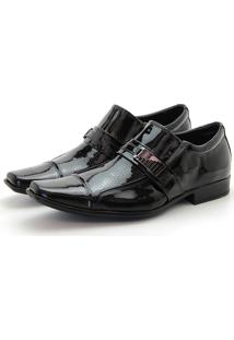 Sapato Perlatto 3591 Preto Verniz