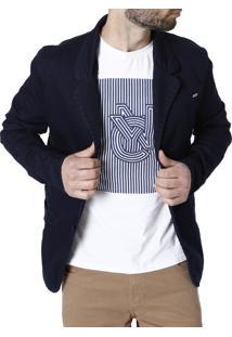 Blazer Masculino Bivik Azul