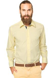 Camisa Aleatory Basic Amarela