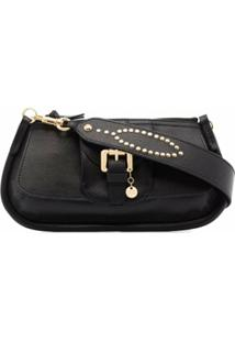 See By Chloé Buckle-Fastening Shoulder Bag - Preto