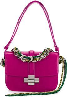 Nº21 Bolsa Tiracolo Lolita - Rosa