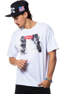 Camiseta Asphalt Full Mouth Masculina - Masculino