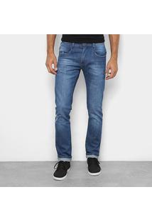 Calça Jeans Hang Loose Baja -63.33.0601 - Masculino-Azul