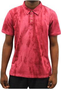 Camisa Polo Melty Pink Rosa