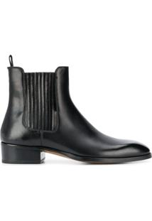 Tom Ford Chelsea Ankle Boots - Preto