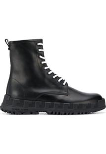 Versace Ankle Boot - Preto
