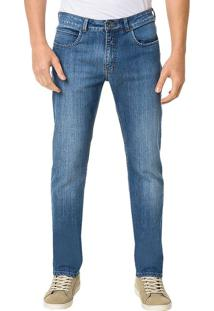 Calça Jeans Calvin Klein Skinny Clara Azul Claro - 46