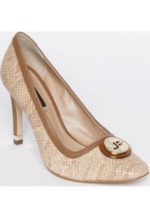 571718ca2 Sapato Jorge Bischoff Nude feminino