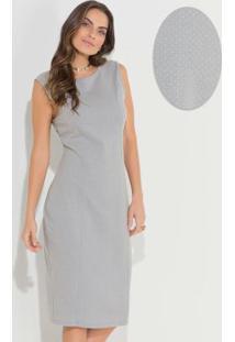 dd0417a83c Vestido Quintess Tubinho feminino