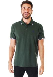 Camisa Polo John John Lines - Masculino