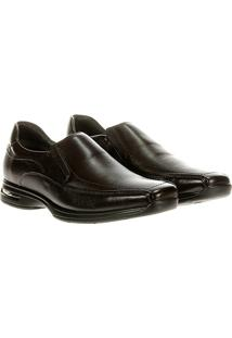 Sapato Social Democrata Air Stretch Spot - Masculino