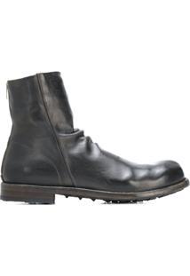 Officine Creative Ankle Boot Distort - Cinza