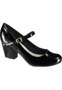 b94a825ed1 Sapato Fivela Moleca feminino